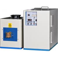China CE Approved Ultrahigh Frequency Induction Heating Equipment For Quenching 100KW on sale