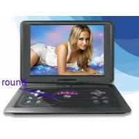 Buy cheap 14 Inch Portable DVD Player with USB Port and video output from wholesalers