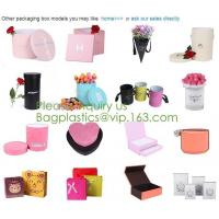 Quality Chocolate Food Gift Box Packaging Wedding Invitation Paper Box Foldable for sale