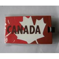 Quality Soft PVC Luggage Tag for sale