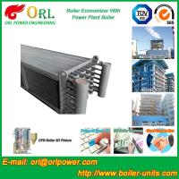 Quality Condensing Economiser Coil CFB Boiler Economizer In Power Plant for sale