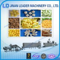 Quality Puffed snack food processing machine extrusion Rice Puffing corn puffs machine for sale