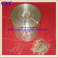China Alkali Resistant Glassfiber Continuous Roving with Zirconia above 16.5% on sale