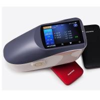 Quality Delta e colour spectrophotometer D/8 SCE SCI MODE with 8mm aperture YS3010 equal to Xrite SP60 spectrophotometer for sale