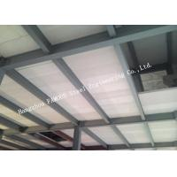 Quality Steel Modular House Pre-Engineered Building Made By Steel Frame And Prefab-I Panel for sale