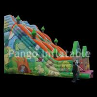 China Rent Inflatable Slide on sale