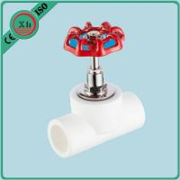 Quality Corrosion Resistant PPR Stop Valve 16 - 75 MM For Cold And Hot Water System for sale