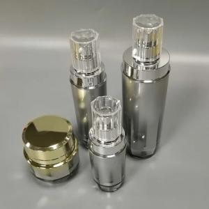 Quality 30ml 50ml 120ml Hdpe Inner Lotion ODM Cosmetic Packaging Bottle Bulk for sale