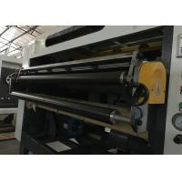 Quality High Precision Paper Roll Cutting Machine With Hydraulic Shaftless Roll Stands Two Clamps for sale