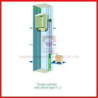 China 1000-5000 Kg Load Hydraulic High Speed Elevator For Diverse Promotion Methods on sale