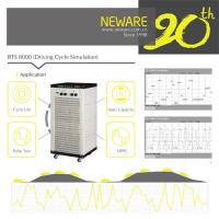 Quality 4 Channels Neware Battery Testing System Driving Cycle Simulation In Neware BTS8000 for sale