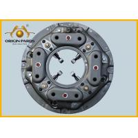Quality 430mm C - Series ISUZU Clutch Plate 1312203212 For 10PE1 6WF1 Heavy Duty Metal Color for sale