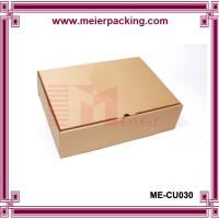 Quality Tuck Top Corrugated Mailing Boxes ME-CU030 for sale