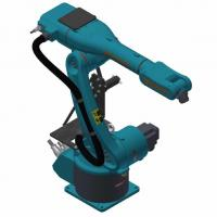Quality Easy Maintenance Assembly Line Robotic Arm With Teach Pendant for sale