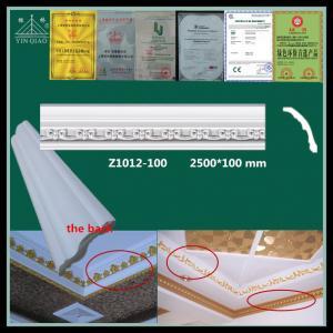 China Hot sale high quality Chinese interior decorative gypsum cornice on sale