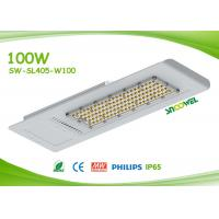 Quality 100 Watts Led Street Lamp For Residential Outdoor Area Lighting Led Philips for sale