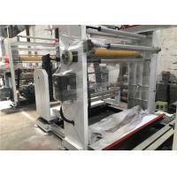 Quality Precise 8 Color Rotogravure Printing Machine Feeding Controlled By Six Cylinders for sale