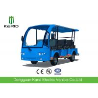 Quality Small Dimensions 48V DC Motor Utility Cart Mini Buggy With Horn Speaker Suits For Amusement Park for sale