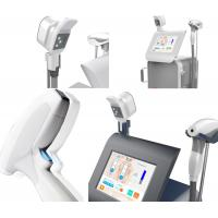 Portable Diode Laser Hair Removal Machine With HR / SR Handle 755nm 808nm 1064nm for sale