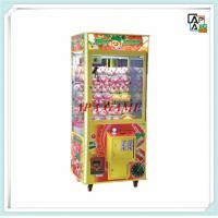 Quality Toy Solider children kids arcade amusement toy crane pusher game machine for sale