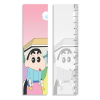 Quality Straight Rulers 3D Lenticular Printing Service With Crayon Shin - Chan Design for sale