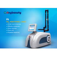 Quality OEM&ODM Portable F5 Medical Co2 Fractional Laser Machine For Skin Resurfacing , Scar Removal for sale
