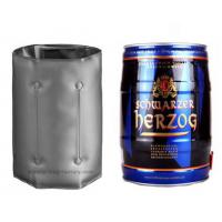 Buy cheap Reusable Gel Cooler Pad Portable Gel Ice Pad Chiller for Wine Bottle and Beer Can from wholesalers