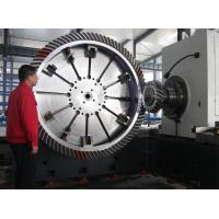 Quality Big Diameter Spiral Bevel Gear Outter Dia 2000mm 20CrMnTi Materials Long Using Life for sale