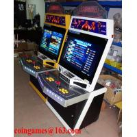 Quality Coin Operated Tekken Street Fighter Arcade Cabinet Video Game Machine for sale