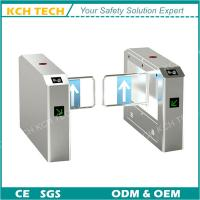Quality Half Height Security Entrance Door Swing Barrier Gate for Fitness Centre for sale