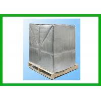 Quality Goods Shipping Insulated Pallet Covers Protecting Moisture Heat Barrier for sale