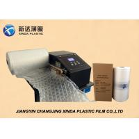 Quality 40cm Width Air Cushion Film Rolls & 400M Air Cushion Machine For Retail use Protect Goods for sale