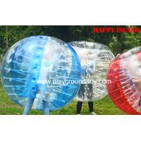 Quality Large Kids Inflatable Bouncer Ball ,  Inflatable Bumper Ball 1.5m Sport Games for sale