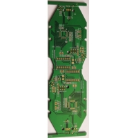 Quality Plating Gold Fr4 1oz Double Sided PCB Board For Communication for sale
