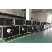 Quality Bright 12mm Aluminum Tool Cases / Fj Amplifier Flight Case With Custom Logo Printing for sale