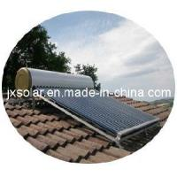China Low Pressure Solar Water Heater on sale