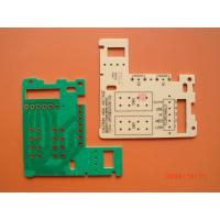 Quality Professional 1 Layer Single Sided PCB Board for Control Panel / Automobile for sale