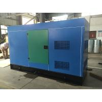 Quality Standby Power Diesel Generator 80KW / 100KVA 3 Phase 4 Pole 60Hz 1800RPM Genset for sale