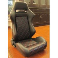 Buy Double Or Single Slider Sport Racing Seats / Automotive Racing Bucket Seats at wholesale prices