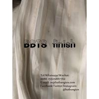 Silver Spun polyester high twisted voile super high quality 2S/2Z 2X2 quality original BBTSfinish
