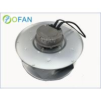 Quality Filtering Ffu EC Centrifugal Fans Sheet Aluminium 310mm  Air Conditioning for sale