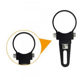 Quality Fog Driving Spotlight LED Light Bar Brackets Spraying Or Anodic Oxidation Coating for sale
