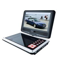 Buy Cheap 9 Inch Portable DVD player With Analog TV / USB / FM / SD / MMC Card at wholesale prices
