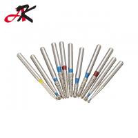Quality Surgical Instruments High Speed Handpiece Use Dental Diamond Bur for sale