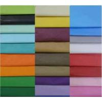 Quality Green / Gold / Silver Printed Crepe Paper For Flowers Making Gift Tissue Paper for sale