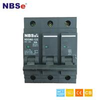 Quality NBSM8-125 3P Smart Plug Fuse Circuit Breaker 30A Thermal / Magnetic Release for sale