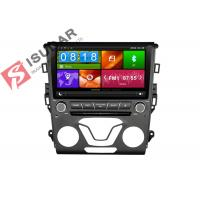 Quality 256MB 9 Inch Touch Screen Car Stereo , Ford Car DVD Player IPOD 3G TPMS DVR for sale