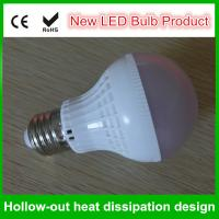China Suitable for bedroom MP Lightings SMD2835 A80 7W Led Bulb E27 on sale
