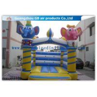 Quality Kids Toy Inflatable Animals Moon Bouncer Animal Park Theme Inflatable Bouncer for sale
