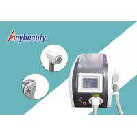 Quality 3.5ns 1000mj Professional Laser Tattoo Removal Machine 250w Power for sale